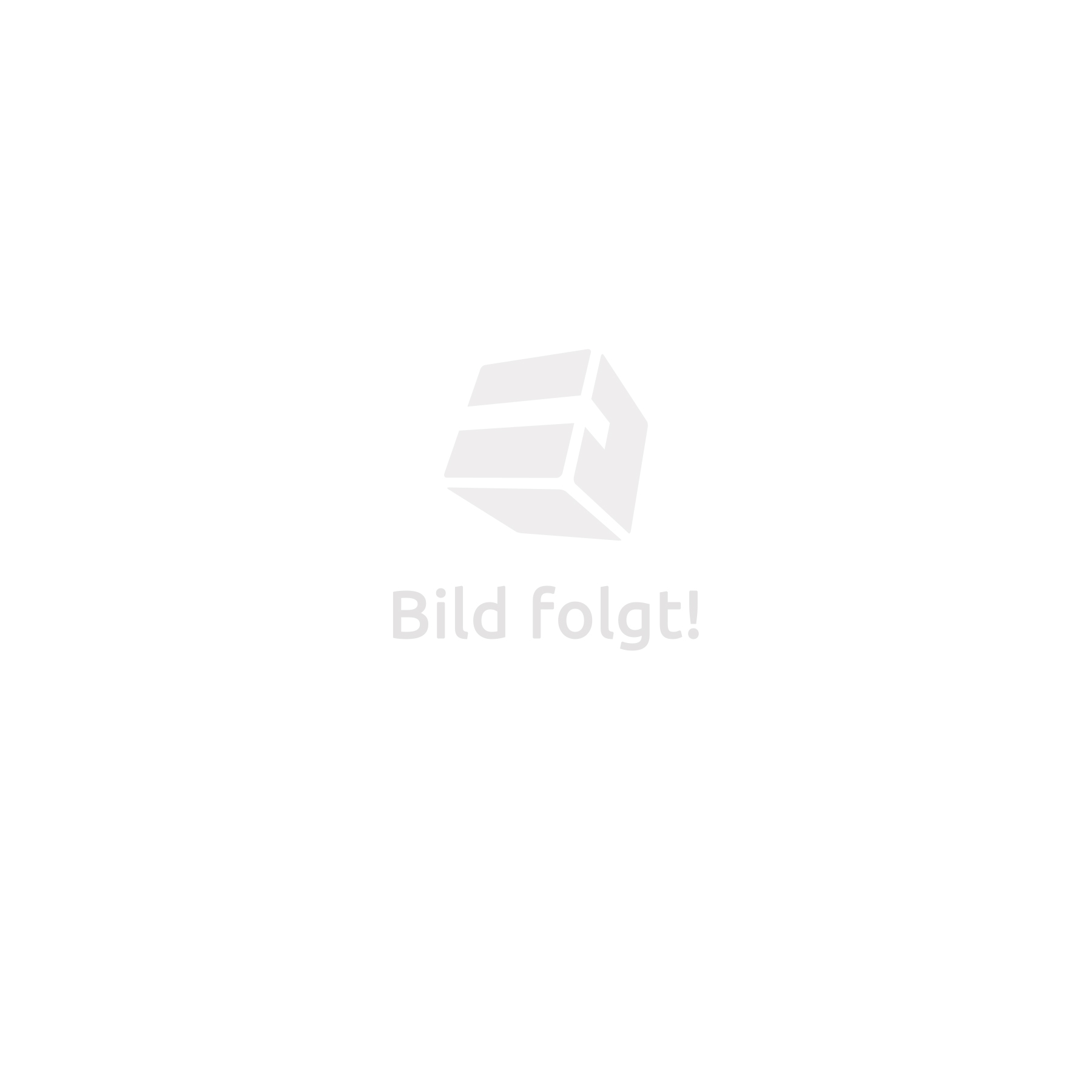 Hundetransportbox single mit gerader Rückwand 65 x 90 x 69,5cm